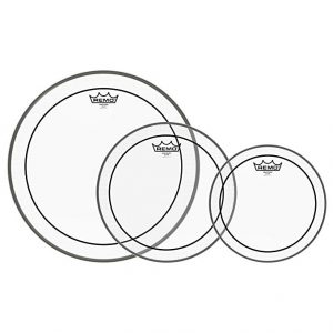 Remo PP-1470-PS Pinstripe Clear Tom Drumhead Pack