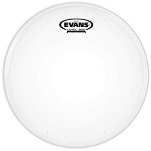 The best sounding drum heads out there: Evans Genera HD Dry Drum Head, 14 Inch (B14HDD)