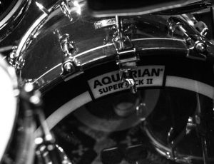 Aquarian drumheads super kick - photo 3