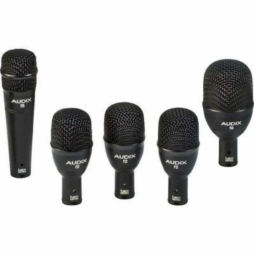 Audix fp5 instrument dynamic mic - photo 4