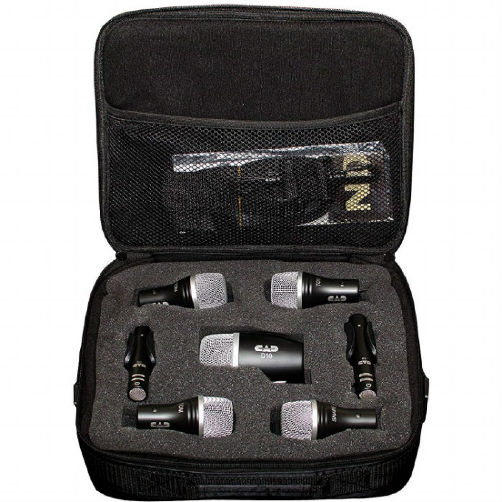 CAD Audio 7 piece mic pac - photo 3