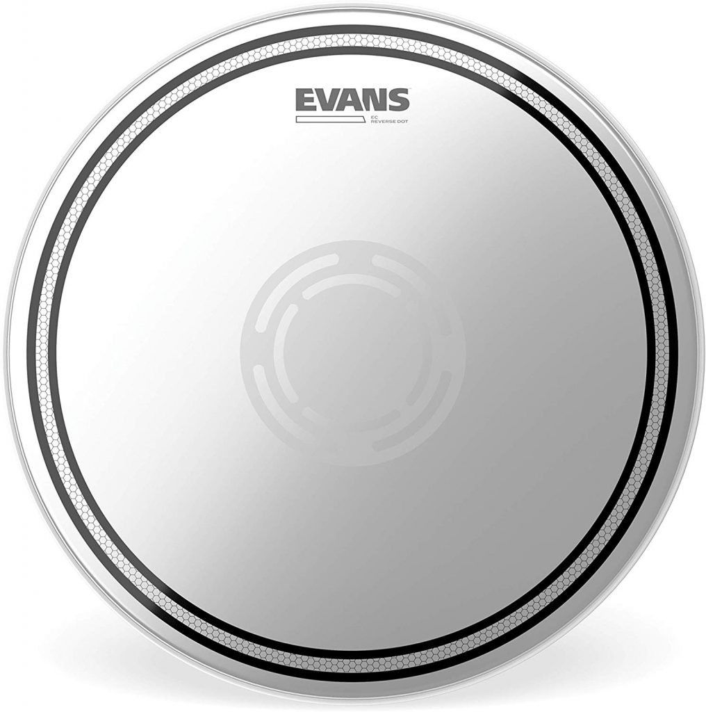 Evans EC reverse dot snare - photo 1