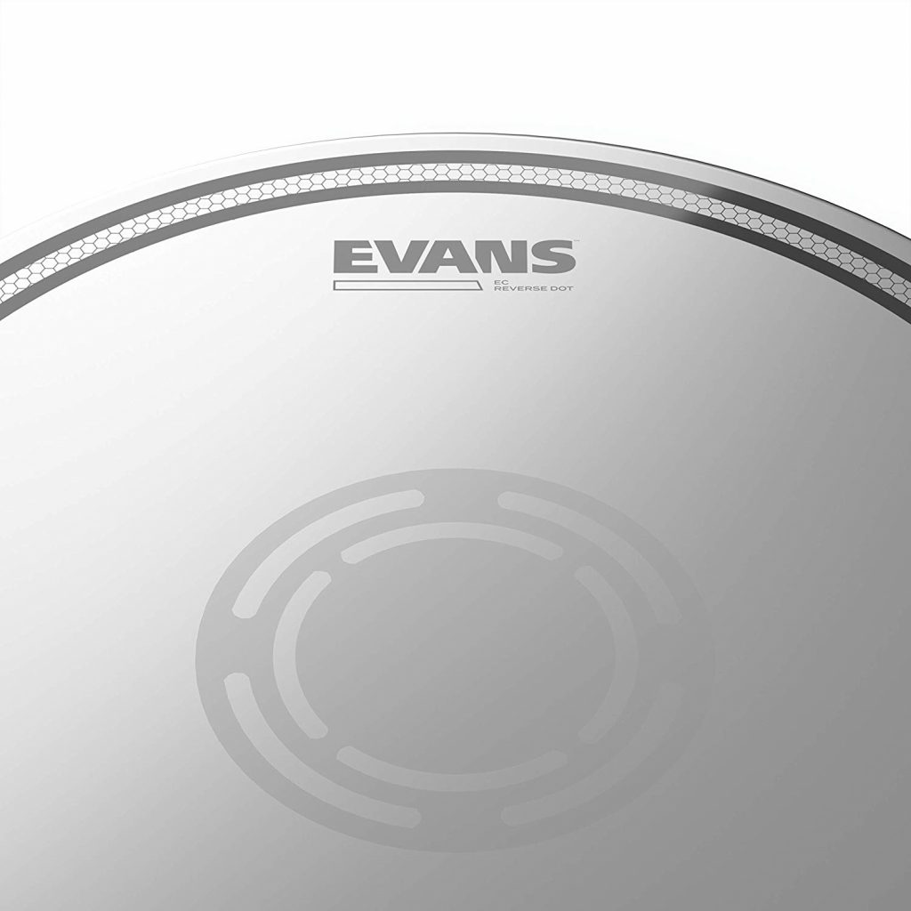 Evans EC reverse dot snare - photo 3