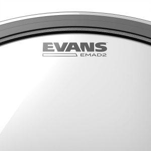 Evans emad2 drum head - photo 3