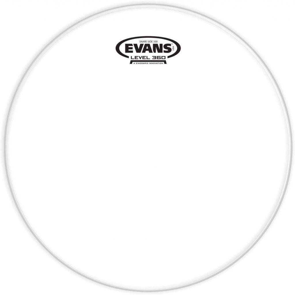 Evans snare drum head s14h30 - photo 4