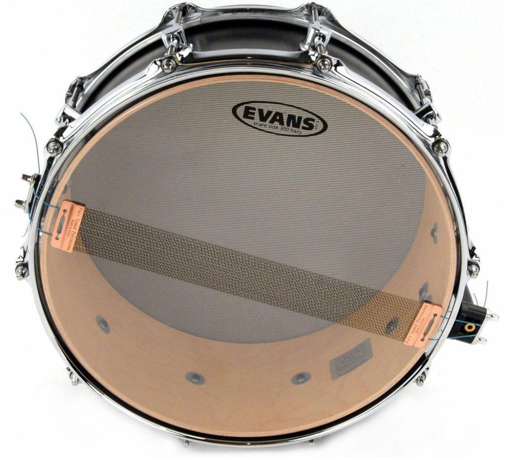 Evans snare drum head s14h30 - photo 3