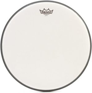 Remo ambassador coated bass drum head - photo 4
