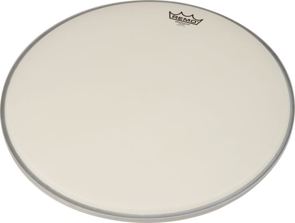 Remo ambassador coated bass drum head - photo 3