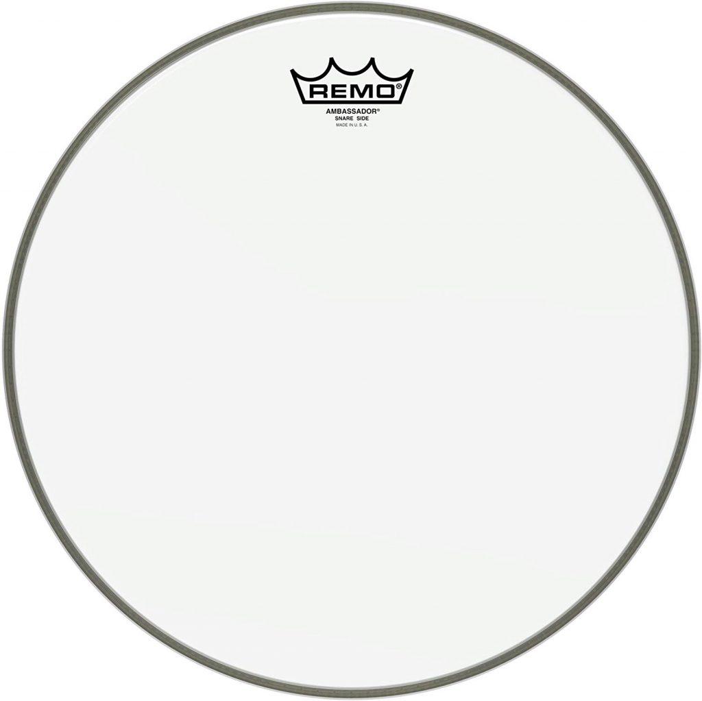 Remo ambassador hazy snare drumhead - photo 3