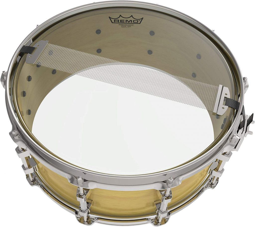 Remo ambassador hazy snare drumhead - photo 2