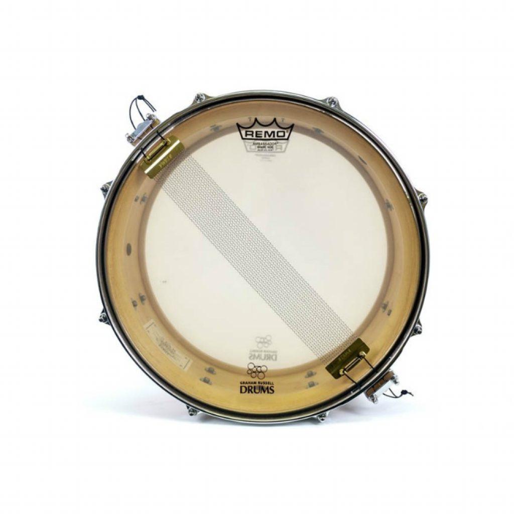 Remo ambassador hazy snare drumhead - photo 4