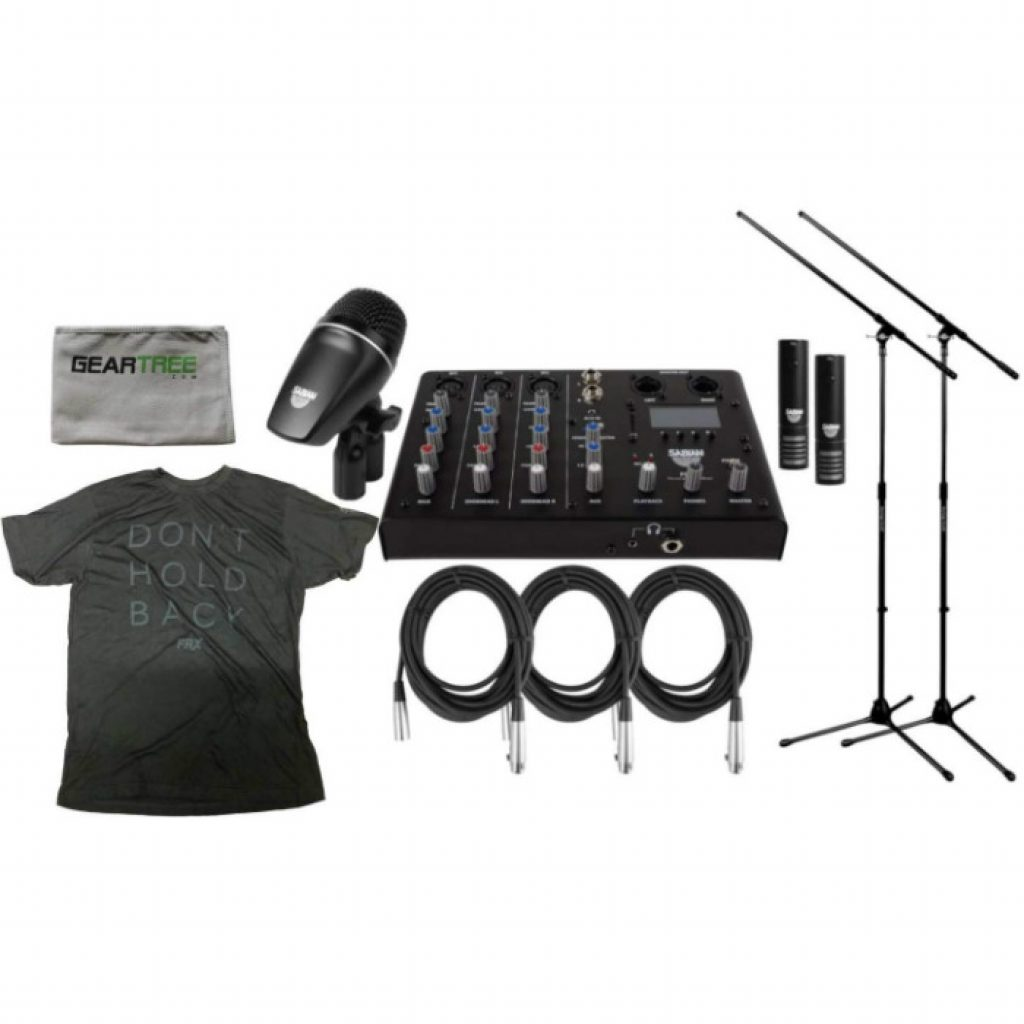 Sabian sskit drum mic kit - photo 1