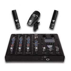 Sabian sskit drum mic kit - photo 3