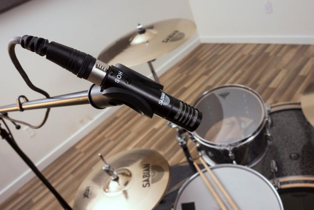 Sabian sskit drum mic kit - photo 4