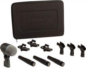 Shure dmk57 52 drum kit xlr cables - photo 4