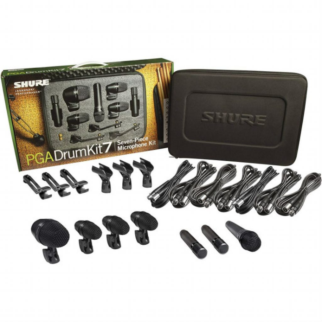 Shure pgadrumkit 7 piece kit - photo 2