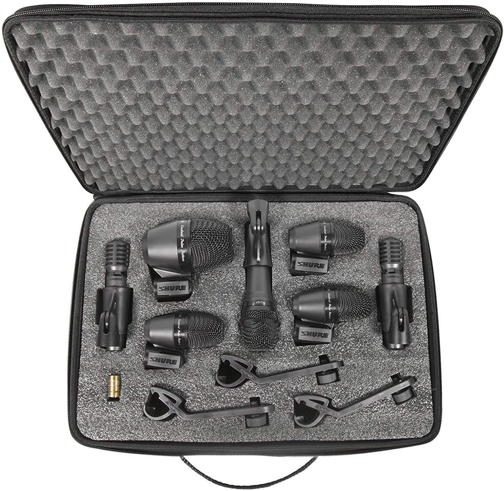 Shure pgadrumkit 7 piece kit - photo 3