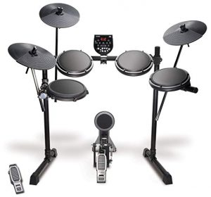 Alesis DM6 USB Kit — Best Electronic Drum Set for Beginners Kids