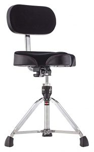 Gibraltar 9608MB Bike Seat Style – A Great Throne with Backrest