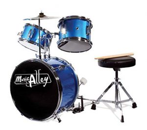 Music Alley Kids 3 Piece – The Cheapest Beginners Drum Kit