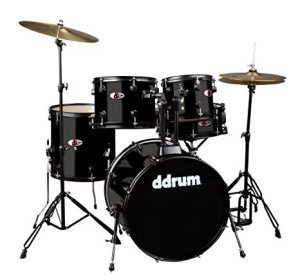 Ddrum D120B MB D Series – The Best Full-Size Kit Drum