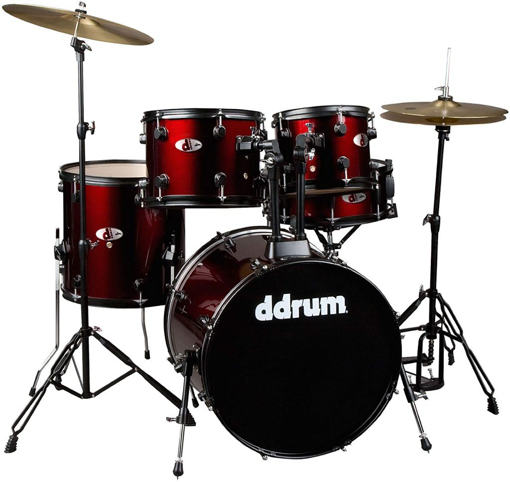 Ddrum d120b series piece set - photo 1