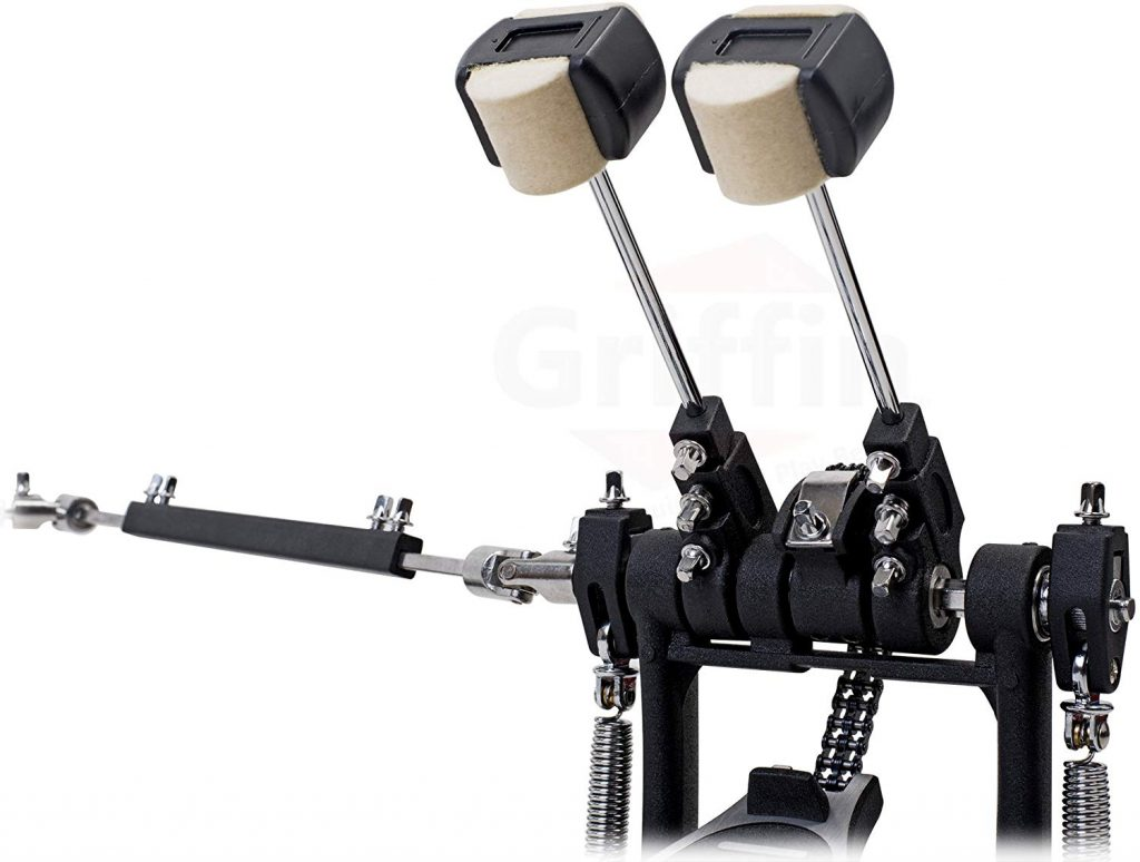 Deluxe double kick drum pedal - photo 4