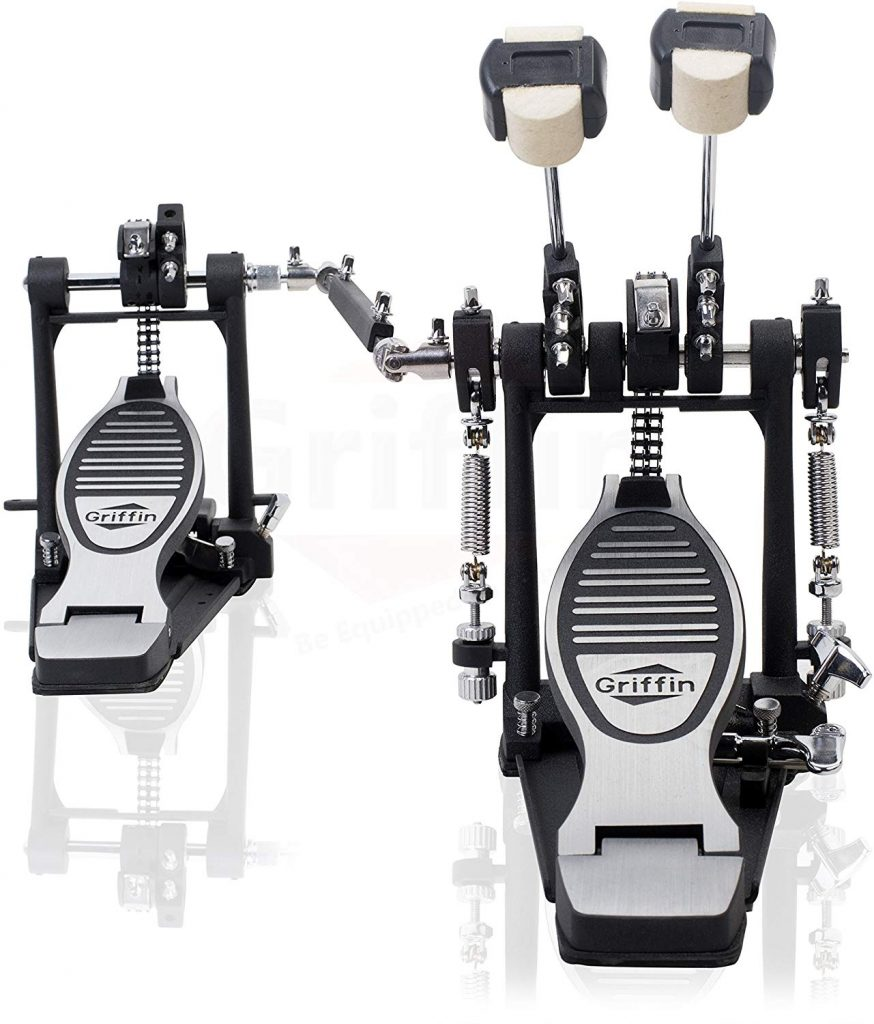 Deluxe double kick drum pedal - photo 3