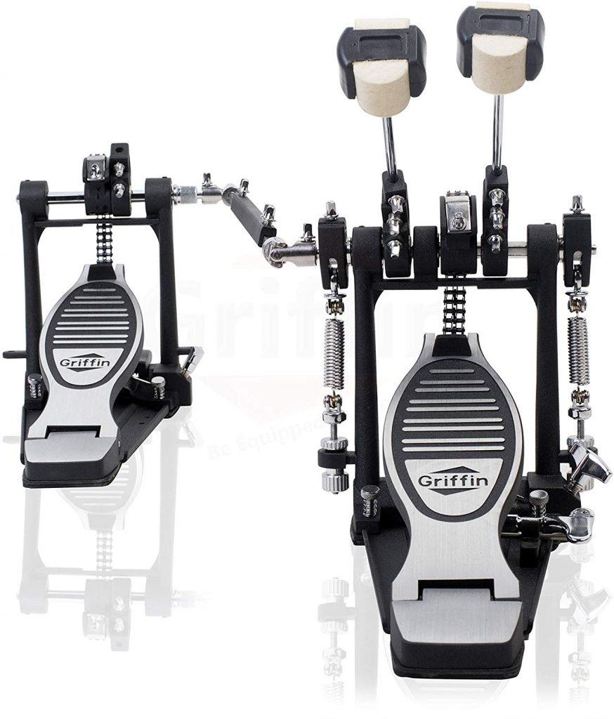 Deluxe double kick drum pedal - photo 3