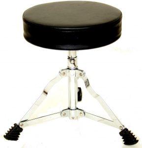Drum set black complete junior set - photo 3