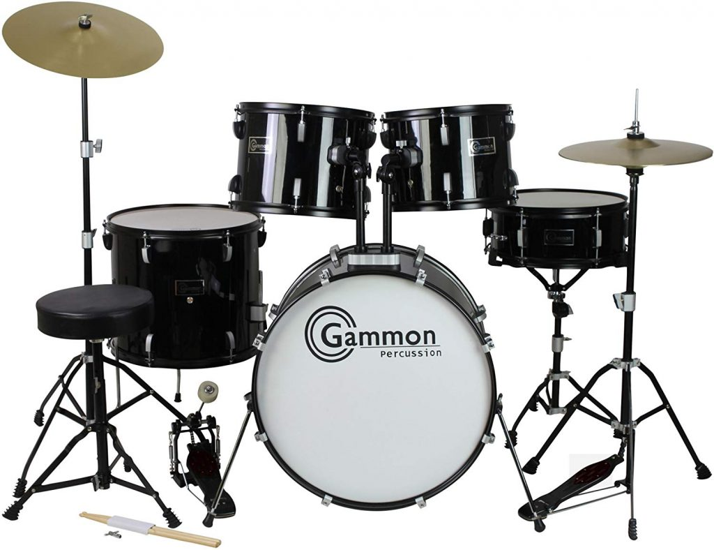Gammon percussion full size set - photo 4