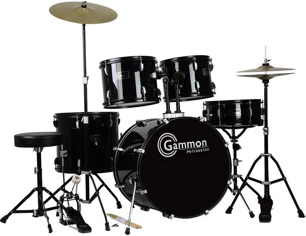 Gammon percussion full size set - photo 3