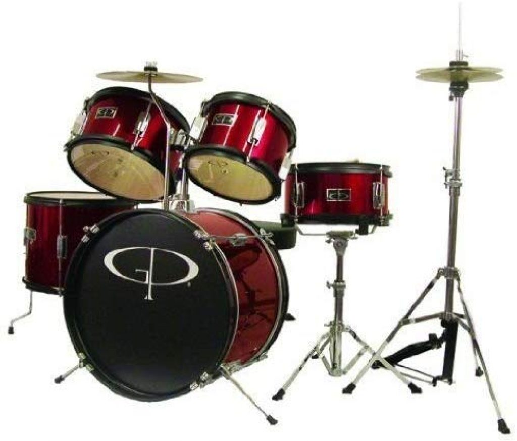 GP percussion gp55wr drum set - photo 1