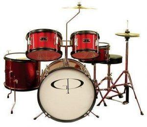 GP percussion gp55wr drum set - photo 4