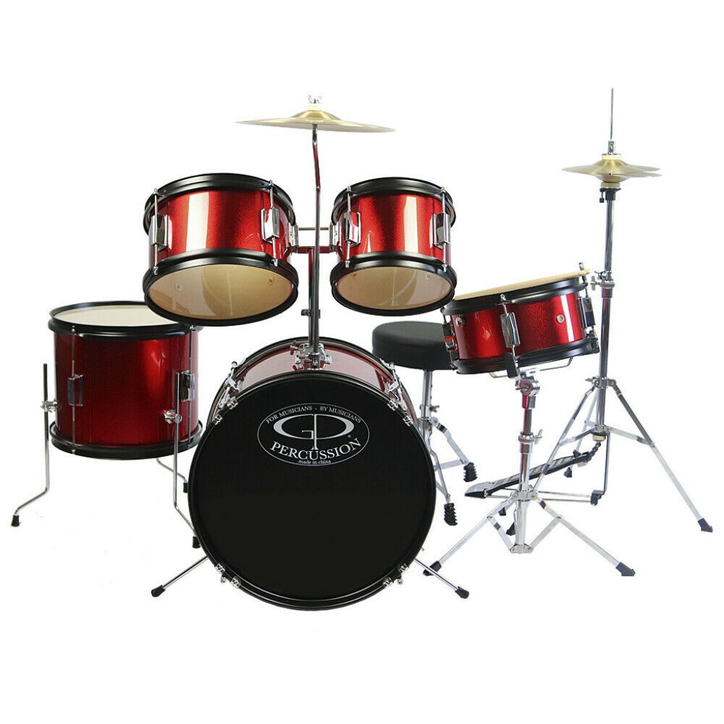 GP percussion gp55wr drum set - photo 3