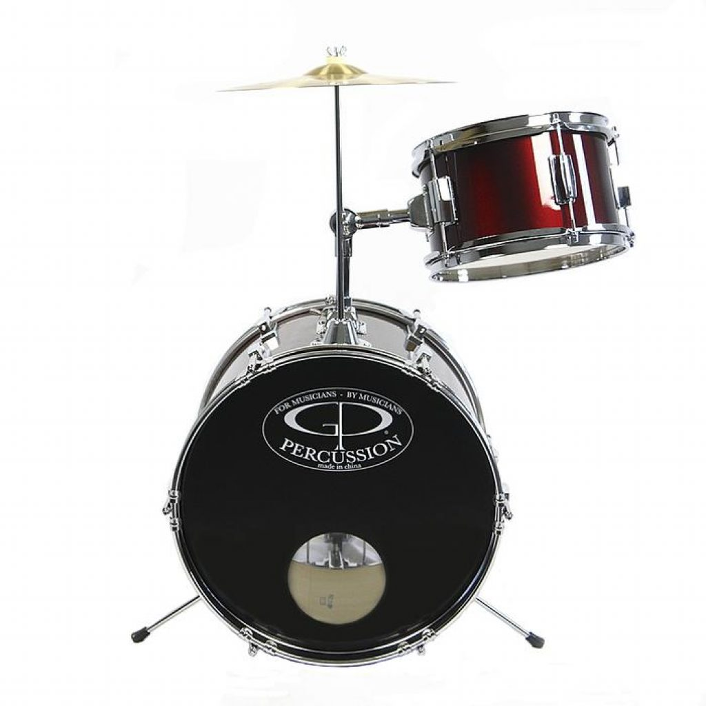 GP percussion gp55wr drum set - photo 2