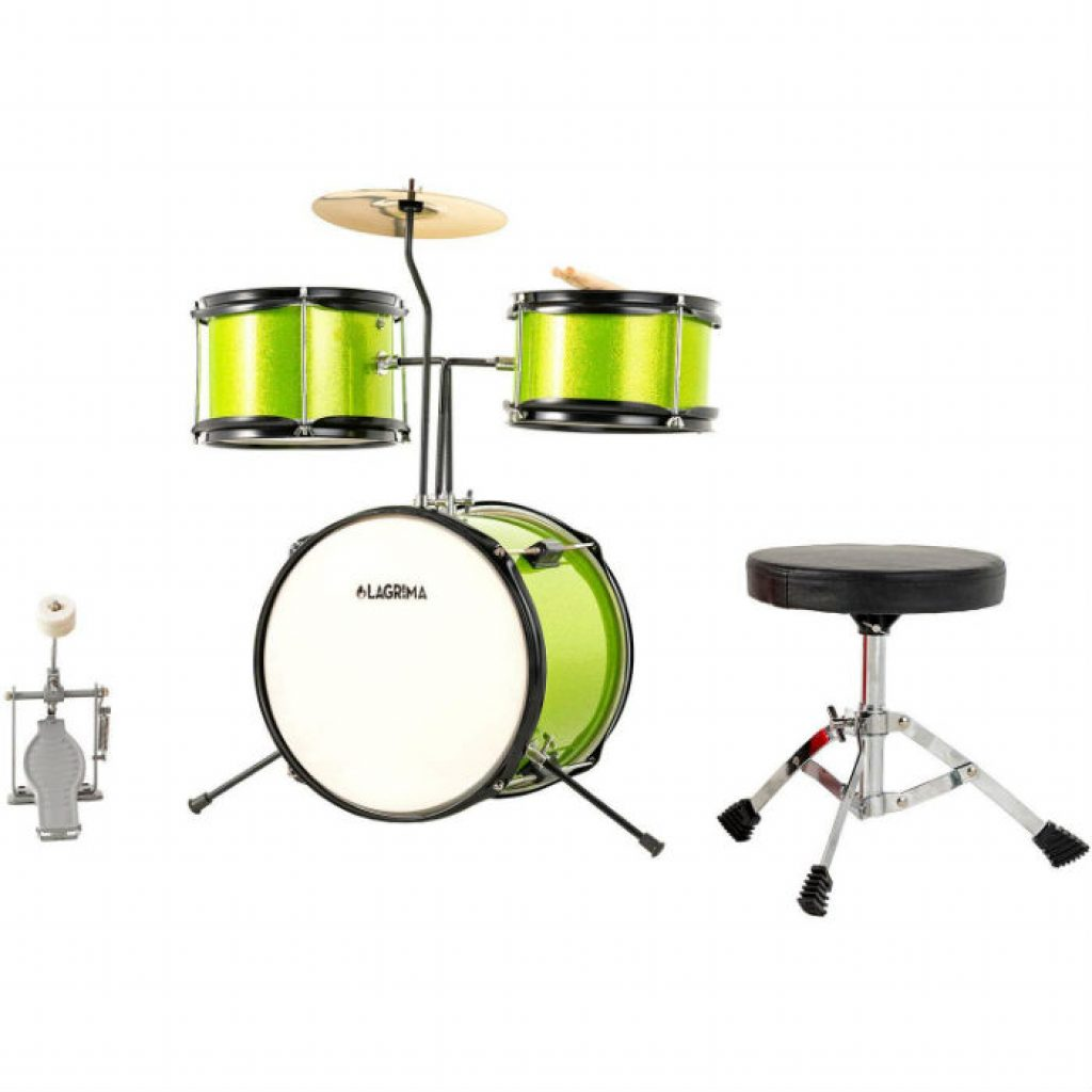 Lagrime kids drum set - photo 2