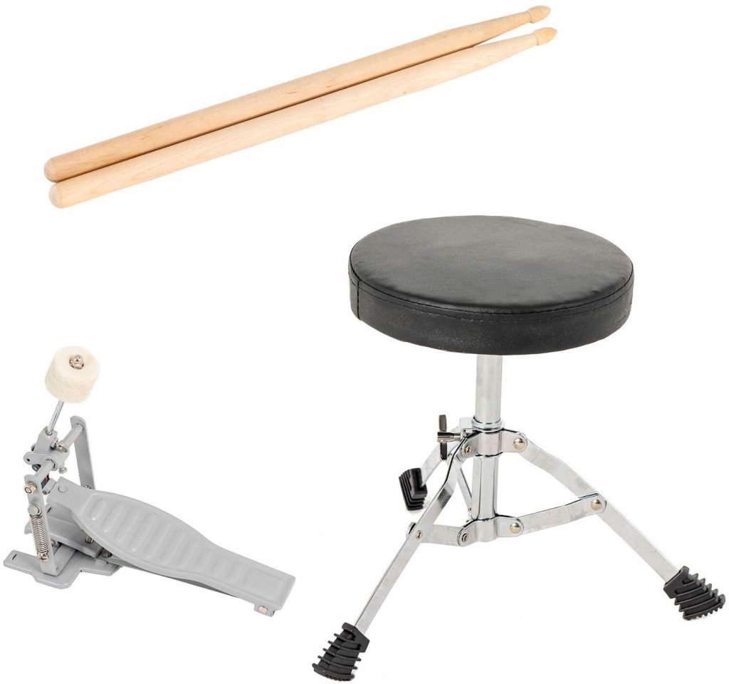 Lagrime kids drum set - photo 3