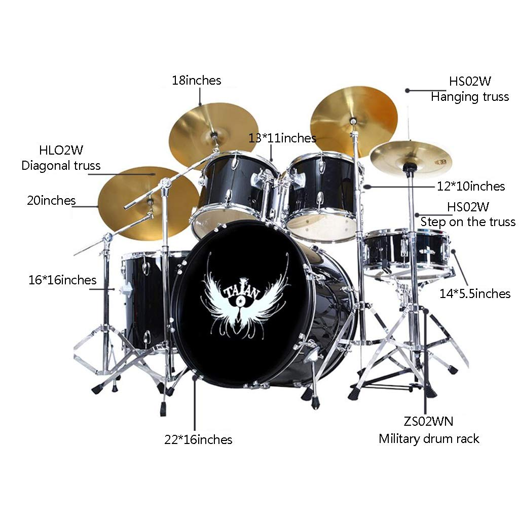Musical instruments percussion drums adult - photo 1
