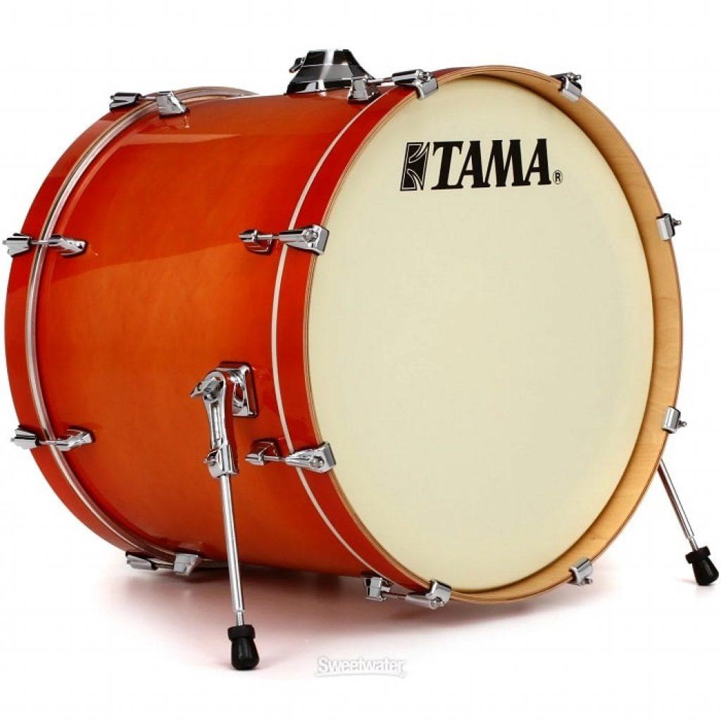 Tama superstar classic custom shell pack blue - photo 4