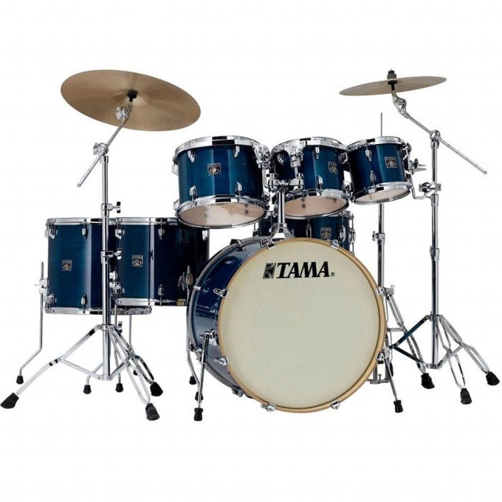 Tama superstar classic custom shell pack blue - photo 3