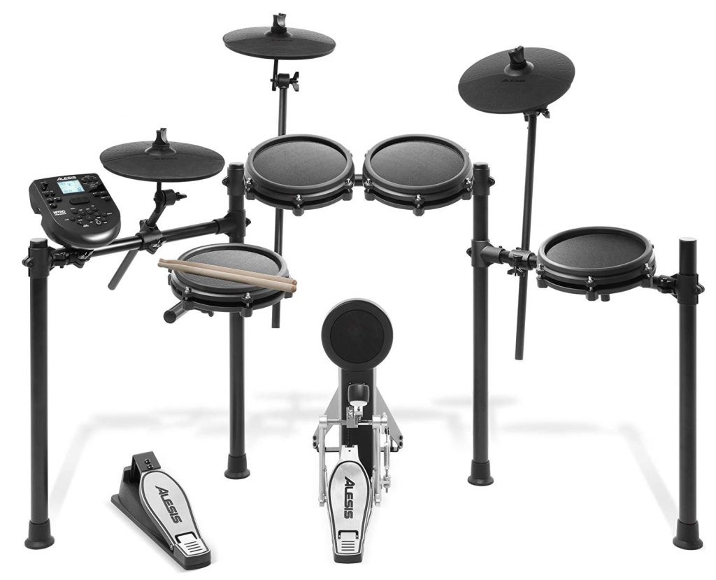 Alesis drums nitro mesh drum kit - photo 4