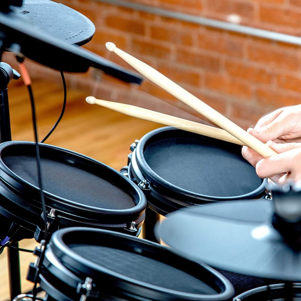 Alesis drums nitro mesh drum kit - photo 3