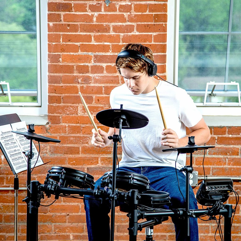 Alesis drums nitro mesh drum kit - photo 2