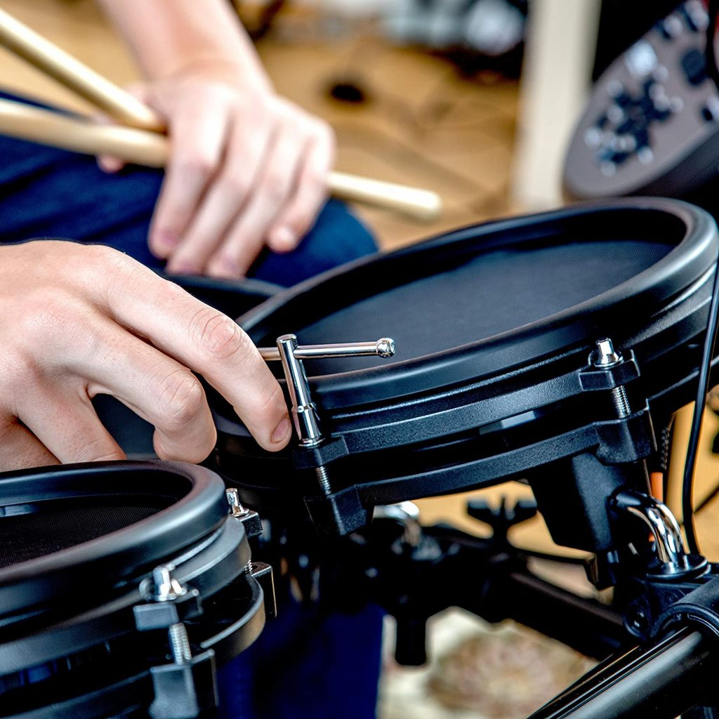 Alesis drums nitro mesh drum kit - photo 1