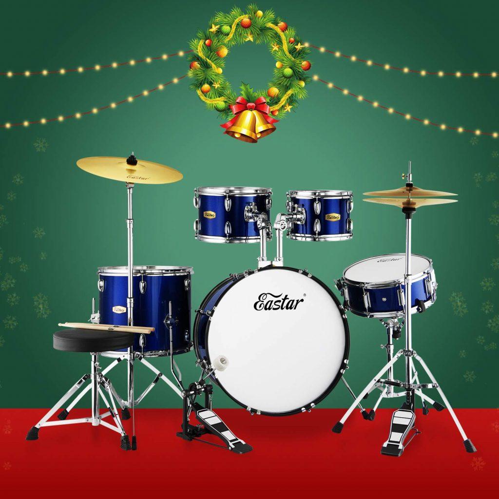 Eastar 22 drum set kit full size - photo 3