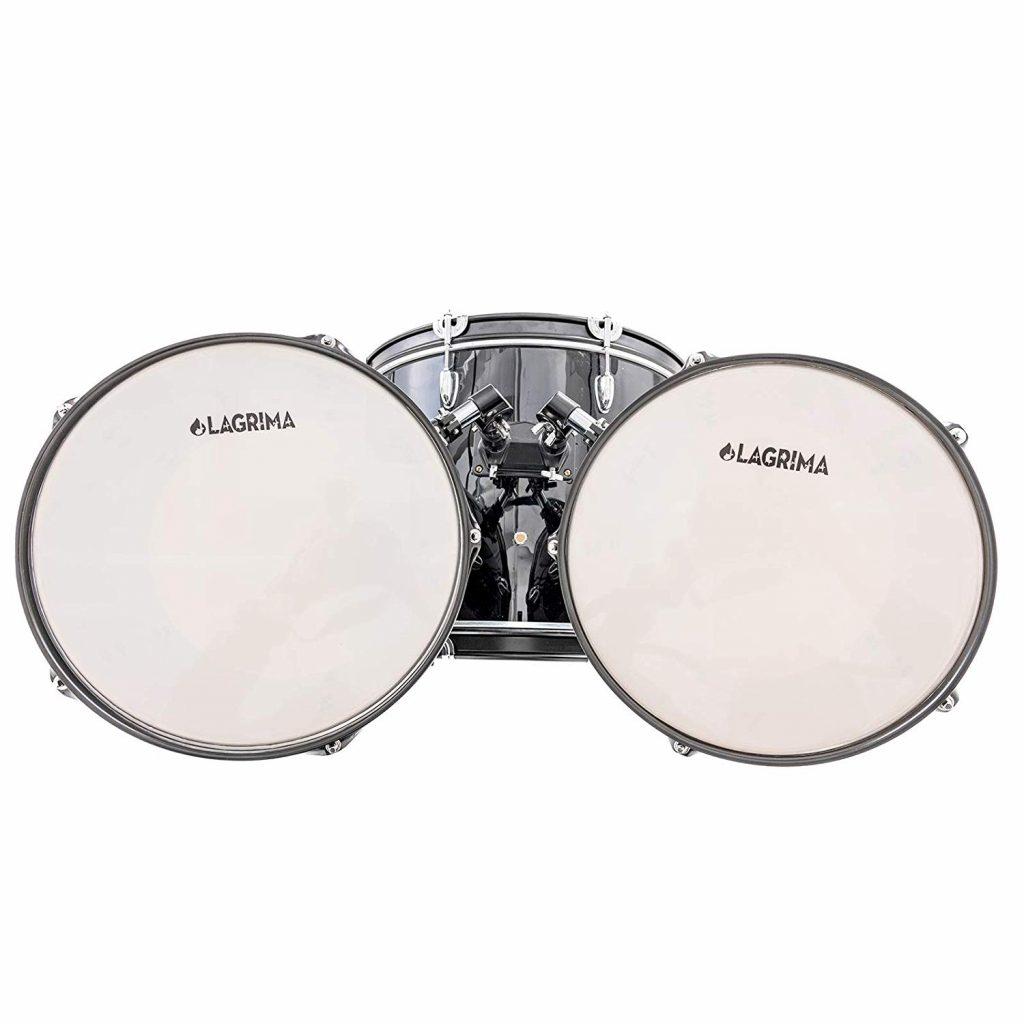 Lagrima 5 piece full size drum set - photo 3