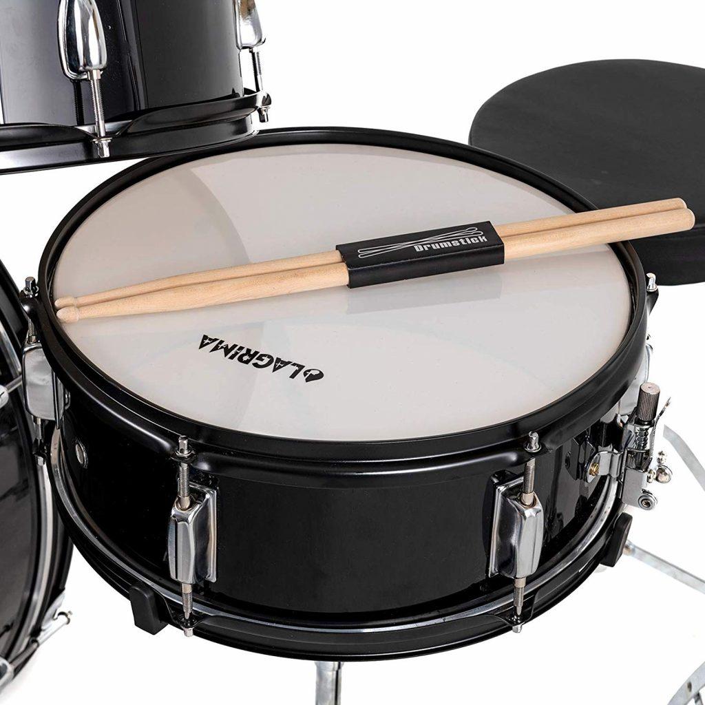 Lagrima 5 piece full size drum set - photo 2