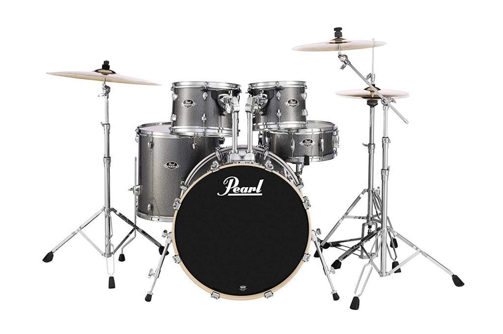 Pearl ex725s c708 export 5 series drum kit - photo 4