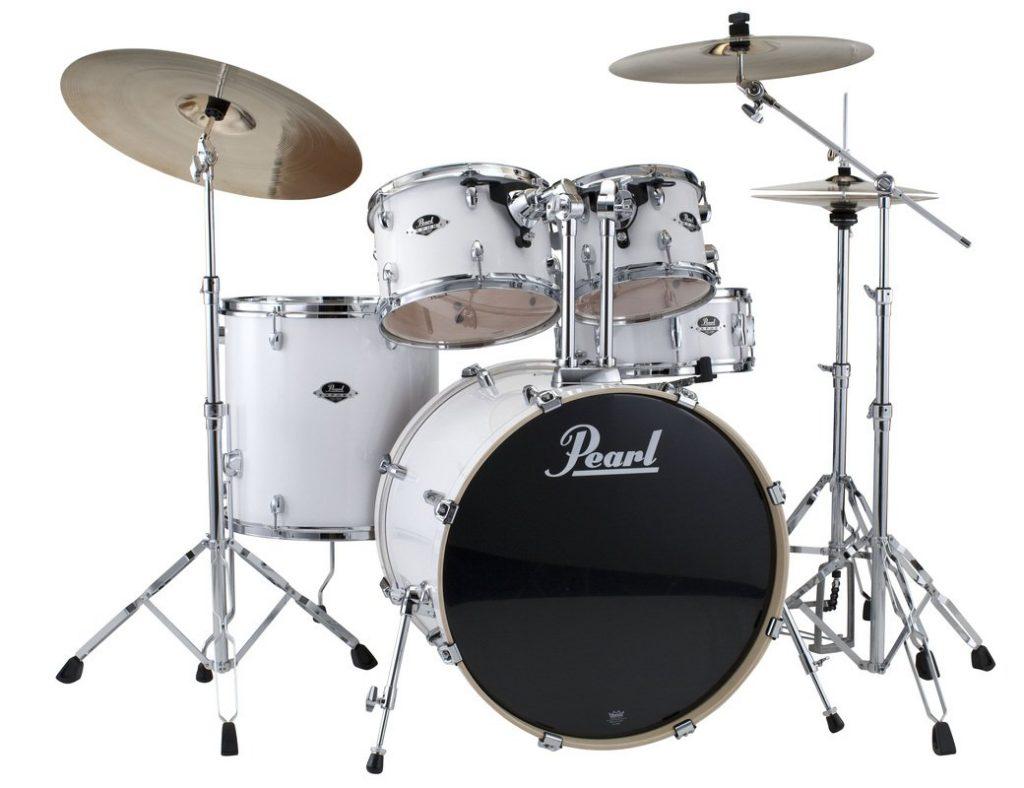 Pearl ex725s c708 export 5 series drum kit - photo 3